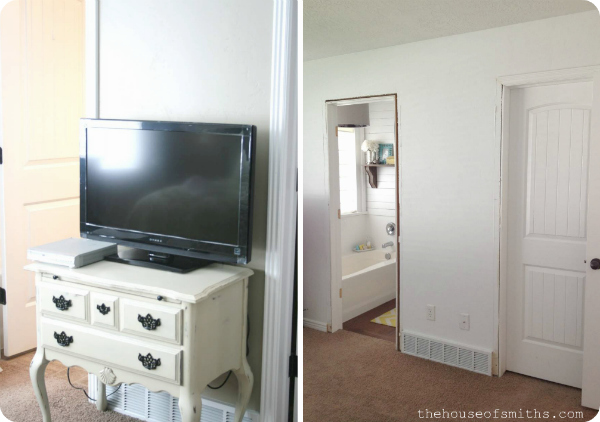 master bedroom tv storage problems