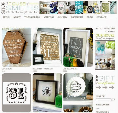 the house of smiths designs - vinyl designs